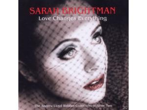 Love Changes Everything: Andrew Lloyd Webber Col.2 Sarah Brightman auf CD online