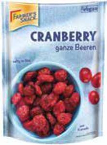 Farmer's Snack Cranberry