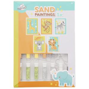 Craft Universe Sand-Painting