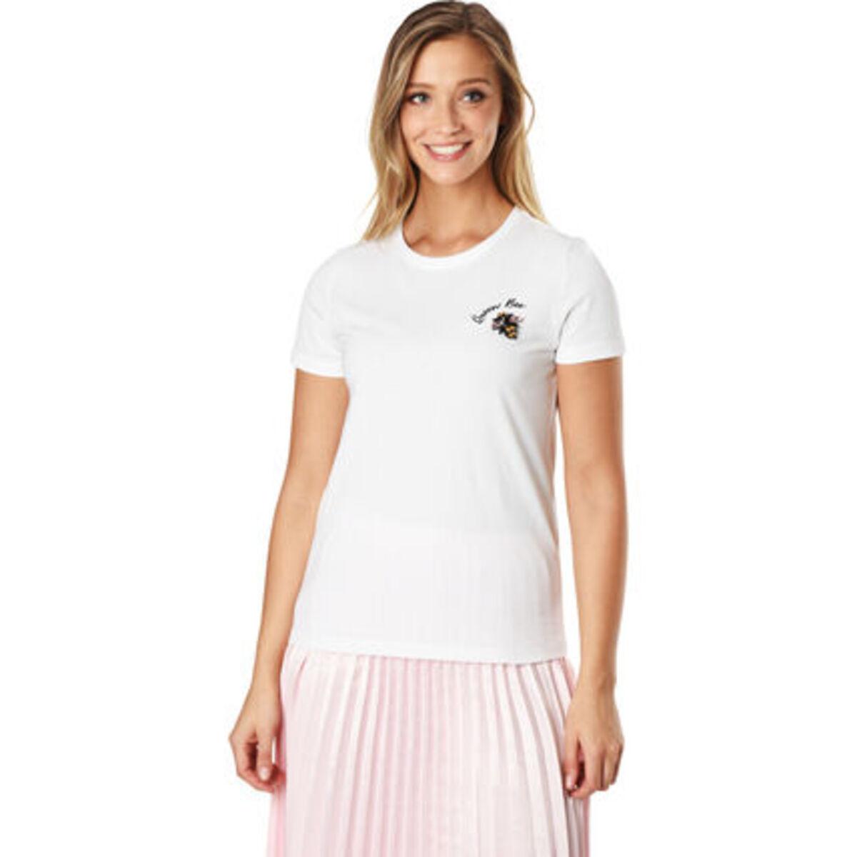 Bild 1 von Only T-Shirt, Rundhals, für Damen