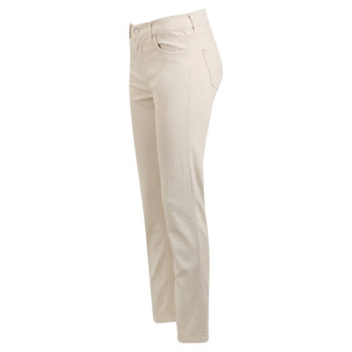 "Bild 2 von Angels Jeans ""Cici"", Regular Fit, Straight Leg, unifarben"