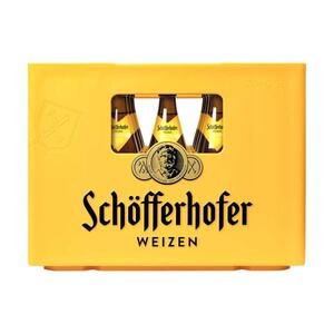 Schöfferhofer Weizen versch. Sorten, 20 x 0,5 Liter, jeder Kasten