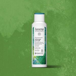 Lavera Shampoo oder Spülung versch. Sorten, jede 250/200-ml-Flasche