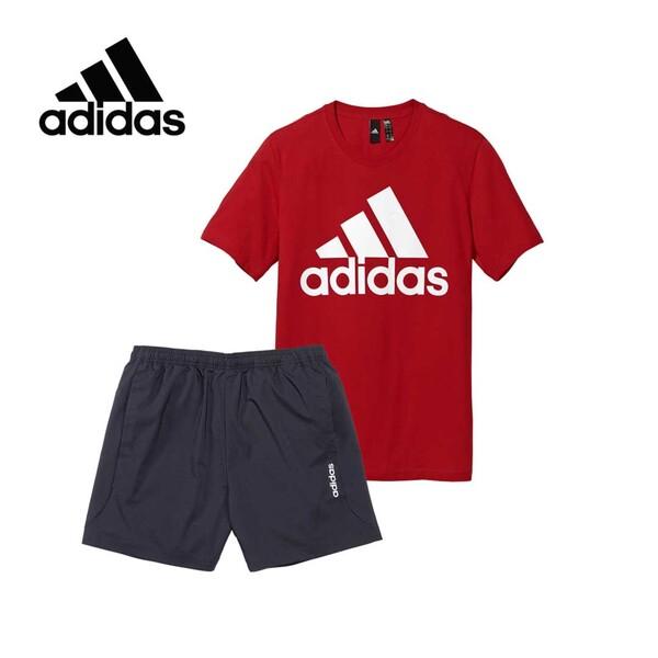 T- Shirt oder Shorts, je
