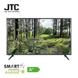 SG40F5566J • FullHD-TV • 3 x HDMI, 2 x USB, CI+ • integr. Kabel-, Sat- und DVB-T2-Receiver • Maße: H 51,9 x B 90,7 x T 8,1 cm • Energie-Effizienz A+ (Spektrum A+++ bis D), Bildschirmdiagon