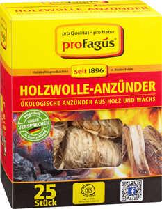 PROFAGUS  Holzwolle-Anzünder