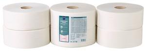 METRO Professional Jumbo Toilettenpapier Weiß 2-lagig 320 m - 6 Stück