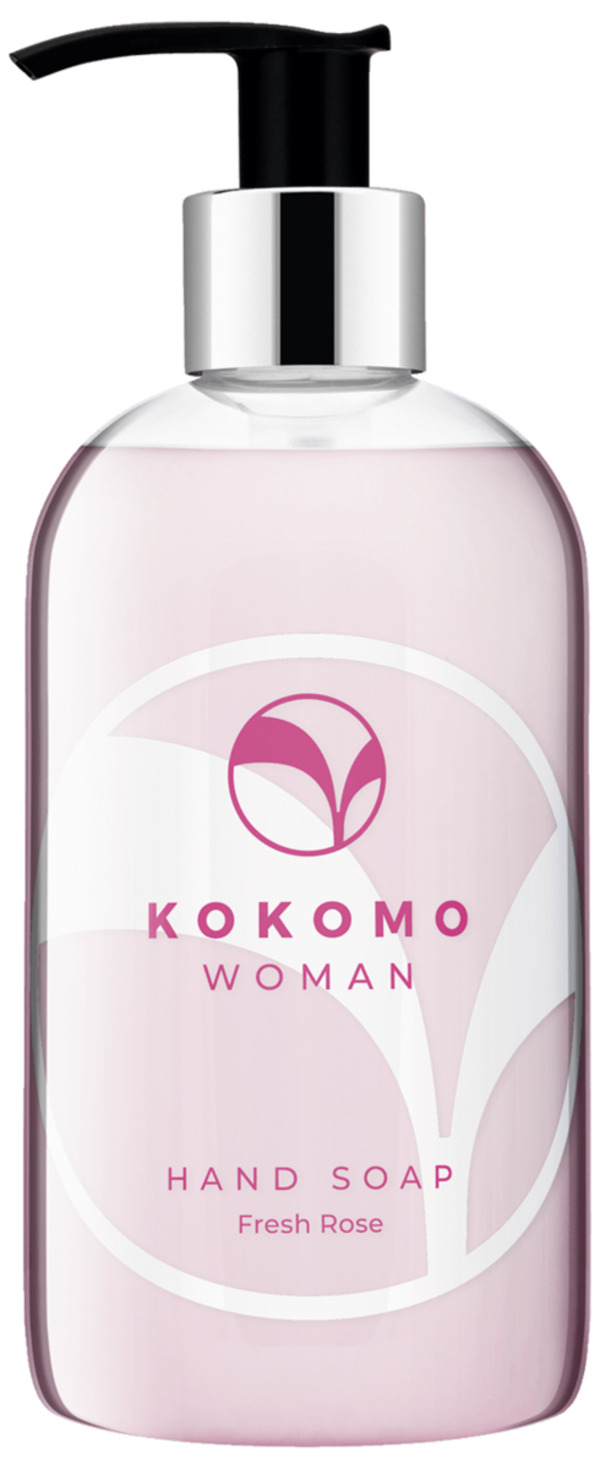 Kokomo Handseife Woman - 309 g Flasche