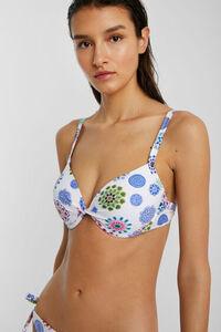 Bikinioberteil mit Mandala-Muster