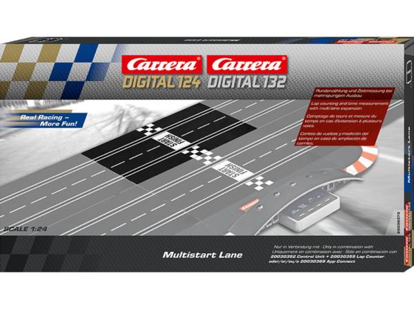 CARRERA (TOYS) Multistart Lane Zubehör für Rennbahnen