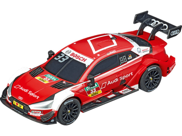 "CARRERA (TOYS) Digital 143 Audi RS 5 DTM ""R.Rast, No.33"" Auto"