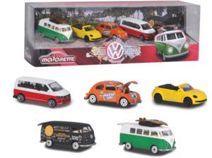 DICKIE TOYS Volkswagen 5 Pieces Giftpack Spielzeugauto