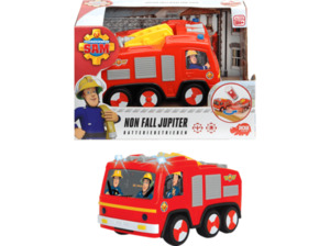 DICKIE TOYS Sam Non Fall Jupiter Spielzeugauto