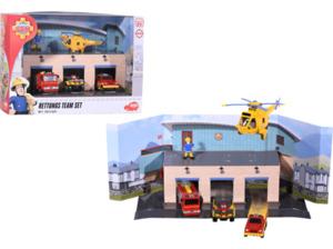 DICKIE TOYS Sam Fire Rescue Team Set Modellauto
