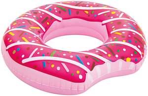 IDEENWELT Schwimmring Donut