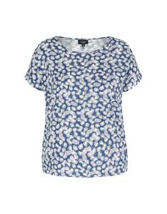 Bexleys woman - floral bedruckte Bluse in Schlupfform