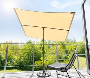 Solax Sunshine Sicht- und Sonnenblende, Beige