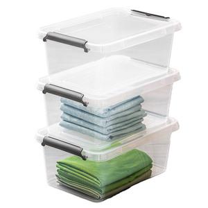 Keeeper Ordnungs-Clipboxen, 3er-Set