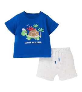 T-Shirt +Shorts