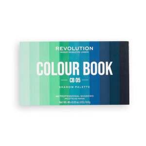 Makeup Revolution Colour Book Shadow Palette CB05