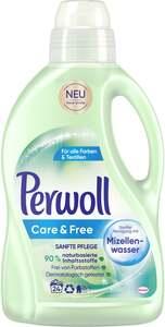 Perwoll Care & Free Sanfte Pflege Flüssigwaschmittel 24 WL