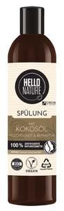 Hello Nature Kokosöl Spülung Feuchtigkeit & Reparatur