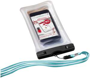 IDEENWELT Outdoor-Smartphonehülle - schwimmfähig
