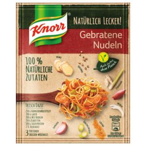 Knorr Natürlich Lecker Gebratene Nudeln 3 Portionen