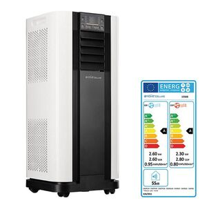 Home Deluxe Mokli Klimaanlage XL 9.000 BTU