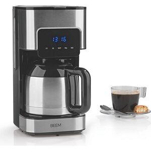BEEM Kaffeemaschine Fresh Aroma Touch Thermo 800W Edelstahl/schwarz mit Timer