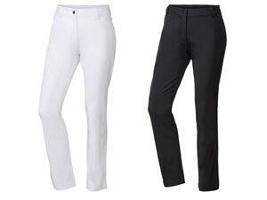 CRIVIT® Golfhose Damen, mit Eingrifftaschen, Gesäßtasche, Innenbund, mit Elasthan
