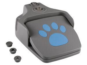ZOOFARI® Hundewasserfontäne, zur eigenständigen Bedienung, mit 3 wechselbaren Drüsen