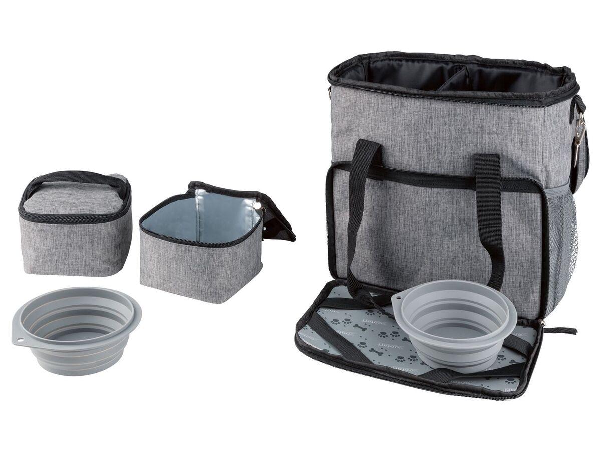Bild 1 von ZOOFARI® Reisetasche, für Hundezubehör, mit Taschen und Fächern
