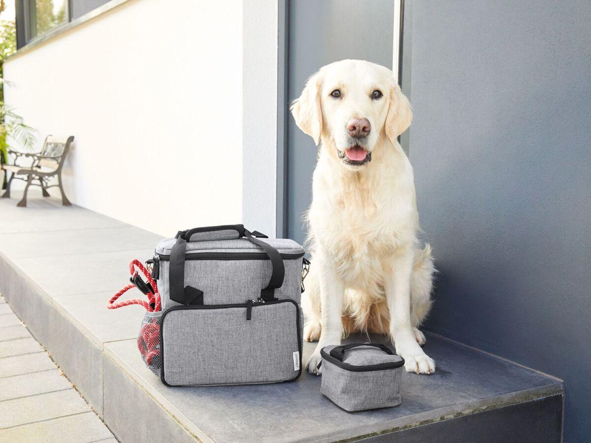 Bild 4 von ZOOFARI® Reisetasche, für Hundezubehör, mit Taschen und Fächern