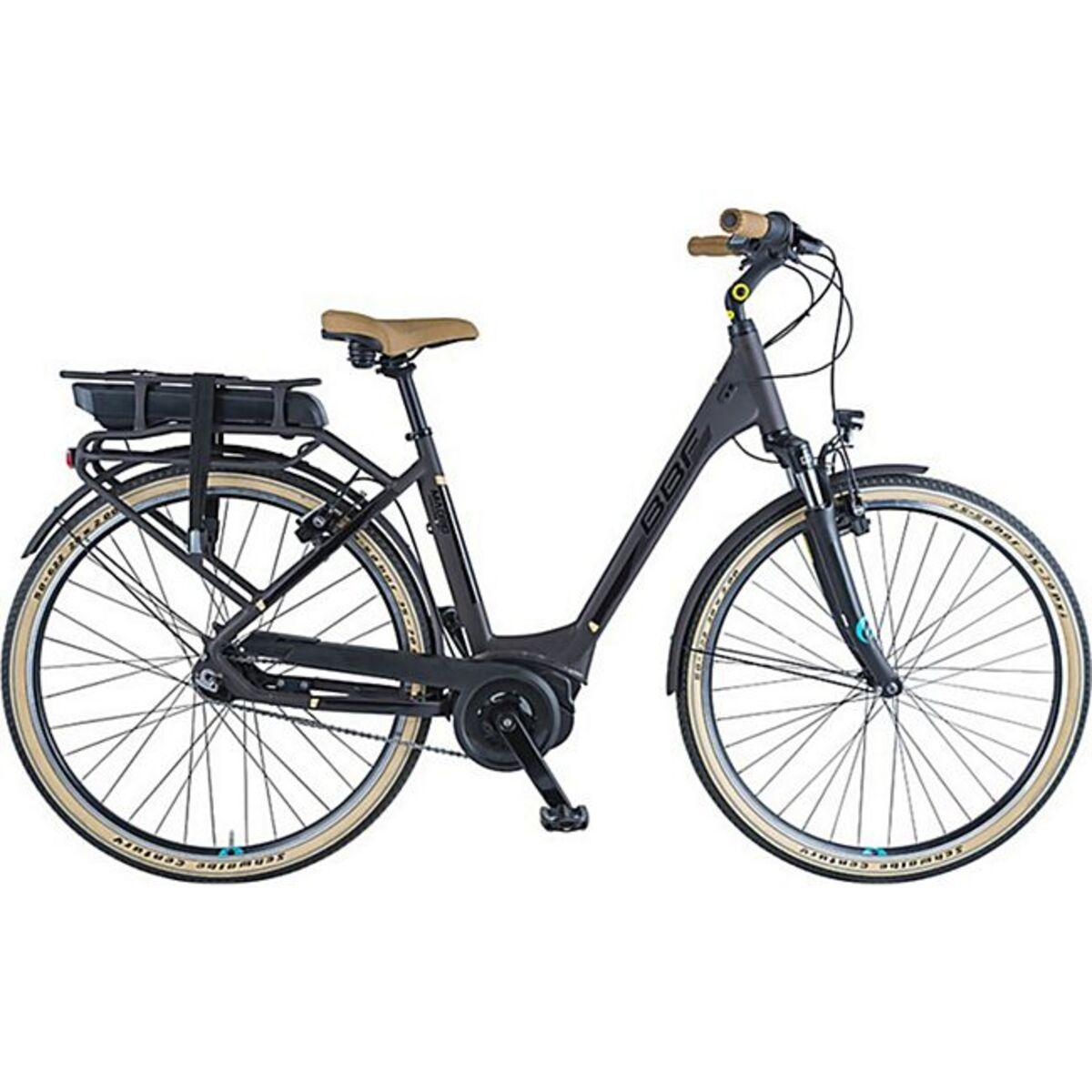 Bild 1 von BBF Madrid 700c E-Bike Damenrad Stadtrad 28 Zoll Pedelec Elektrofahrrad Citybike StVZO... 50 cm, braun