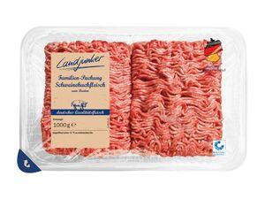 Frisches Schweinehackfleisch