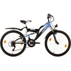 KS Cycling Kinderfahrrad 24'' Zodiac RH 38 cm