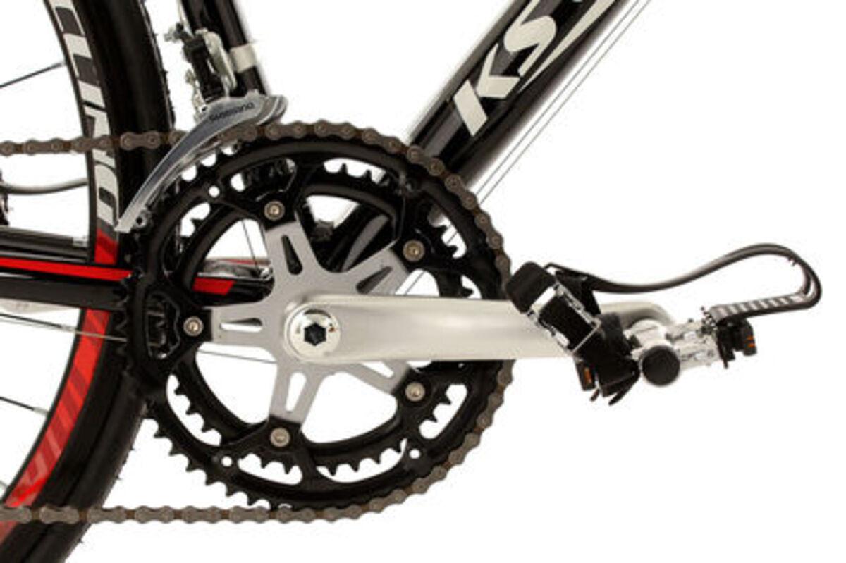 Bild 2 von KS Cycling 28 Rennrad 14 Gänge Euphoria schwarz