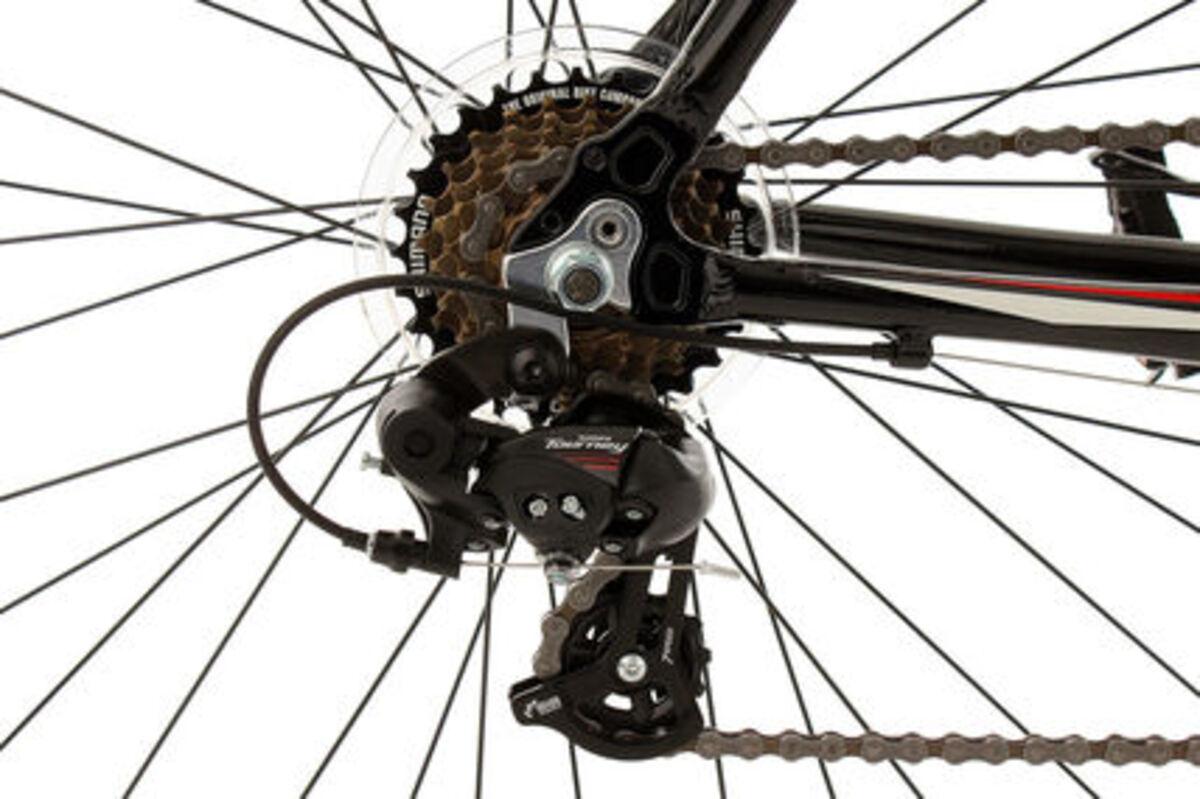 Bild 3 von KS Cycling 28 Rennrad 14 Gänge Euphoria schwarz