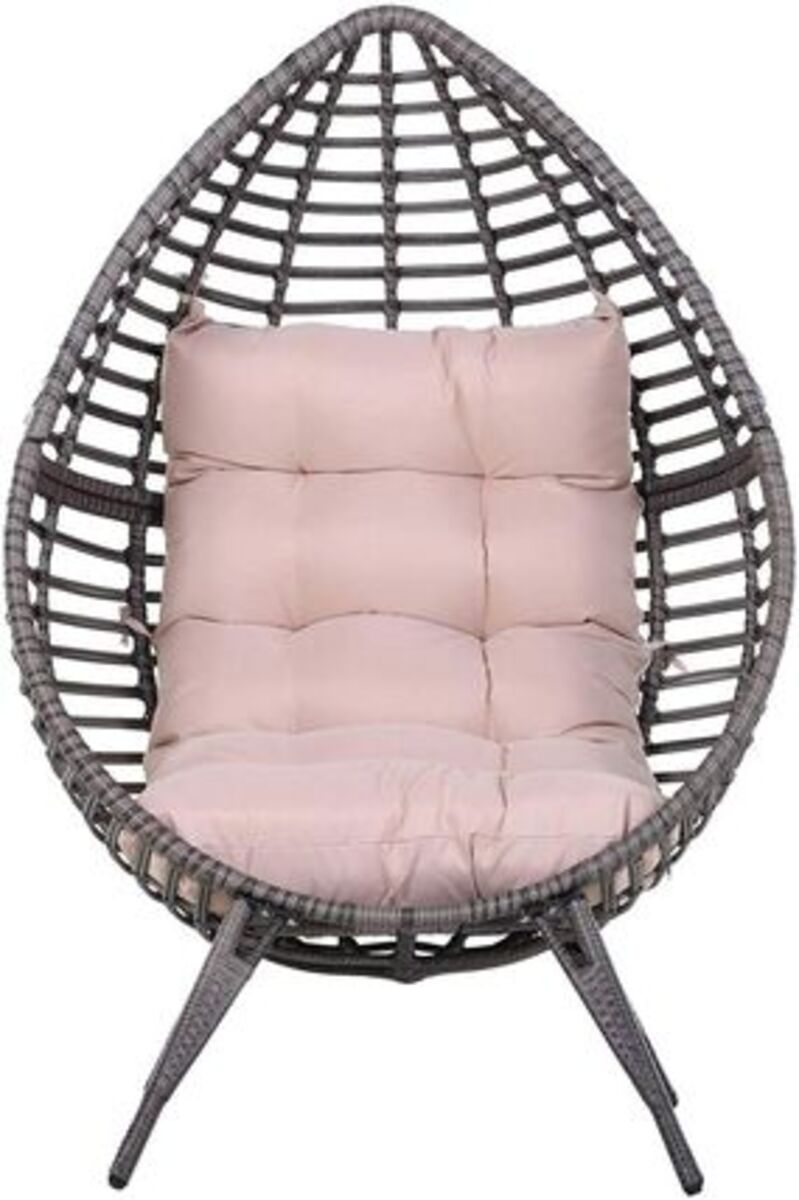 Bild 4 von Outsunny Gartensessel mit Sitzkissen