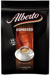 Alberto Espresso Kaffee Pads 36ST 252G