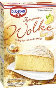 Dr.Oetker Backmischung Zitronen-Wolke 430 g