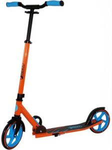 Scooter 205 orange/blue blau/orange