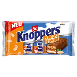 Knoppers Nuss- oder Erdnussriegel