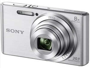 Sony Digitalkamera DSCW830S