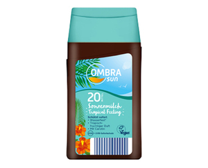 OMBRA sun Tropical Feeling Sonnenschutz