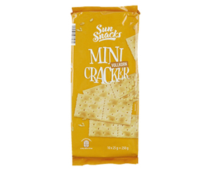Sun Snacks Mini Cracker
