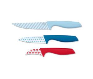3 Küchenmesser