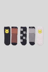 Winnie Puuh - Baby-Socken - 5 Paar