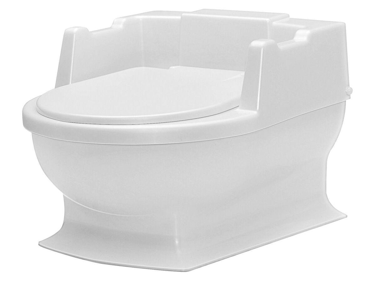 Bild 2 von Reer Kindertoilette »Sitzfritz«, die Mini-Toilette zum Großwerden
